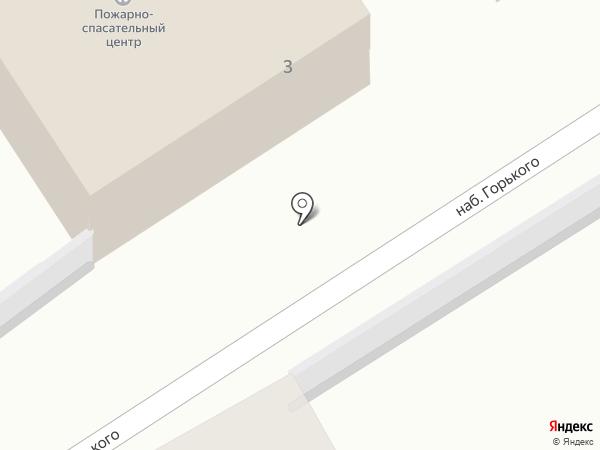 Пожарно-спасательный центр на карте