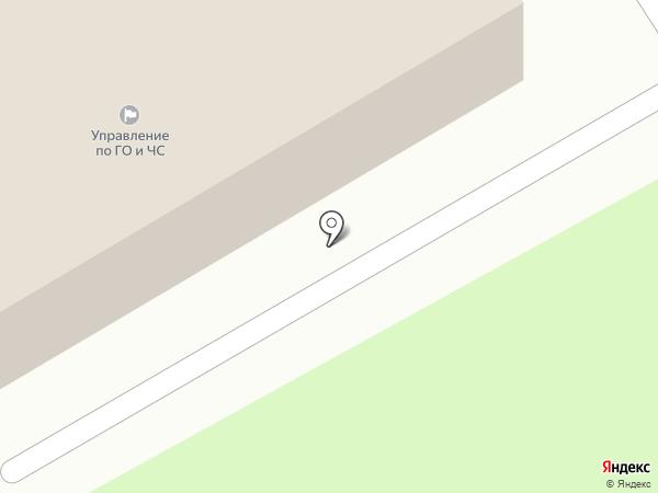Управление по делам ГО и ЧС г. Смоленск на карте