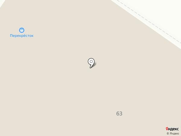 Микей на карте