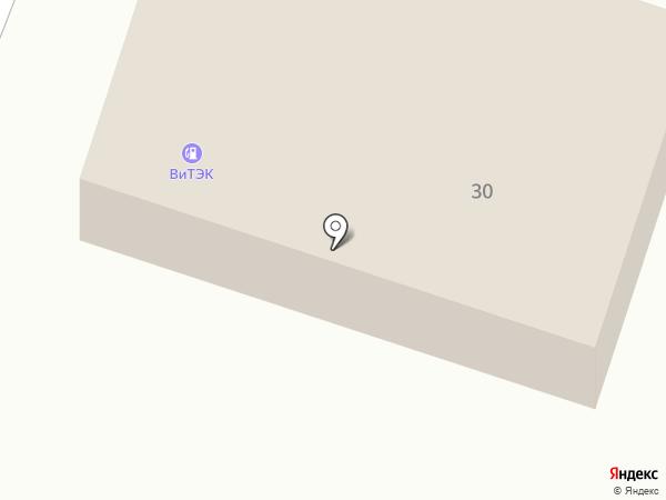 АЗС ВиТЭК на карте