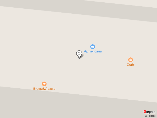 SOHO на карте