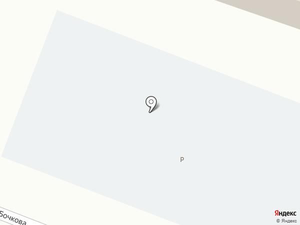 Флоранж на карте