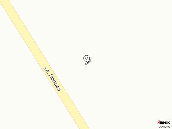 Яблочко на карте