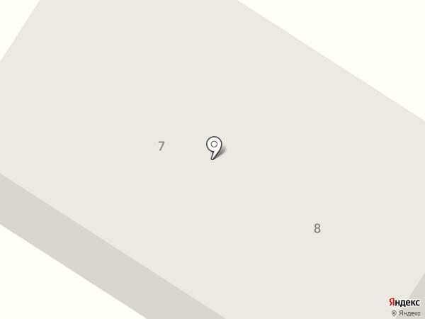 Северные просторы на карте