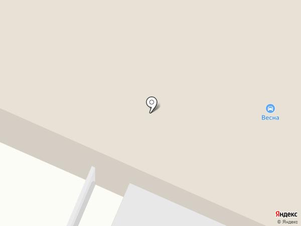 ДЕСНА на карте
