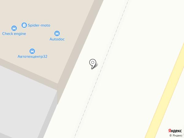 Бин-реал на карте