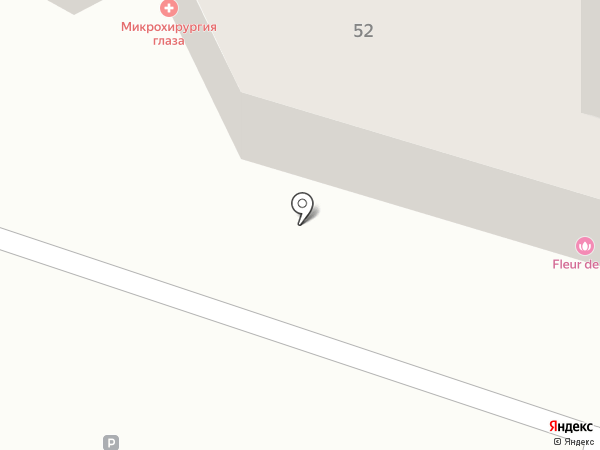 Калужская клиника микрохирургии глаза на карте