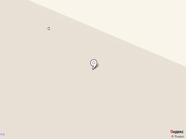 Akril на карте