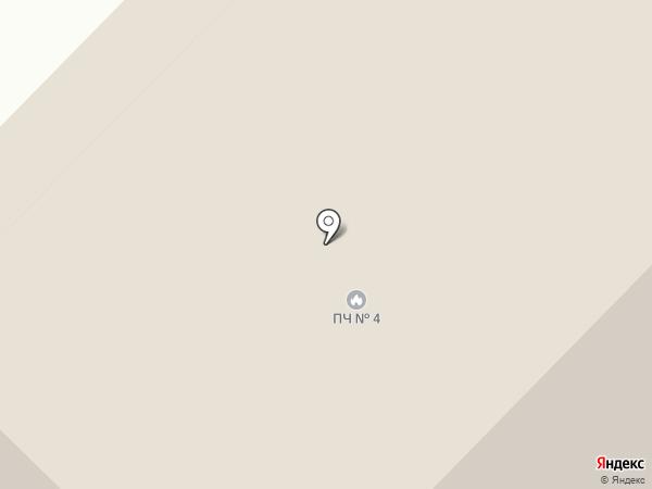 1 отряд ФПС по Республике Карелия на карте