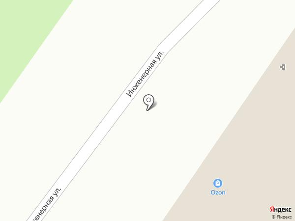 Хмельнофф на карте