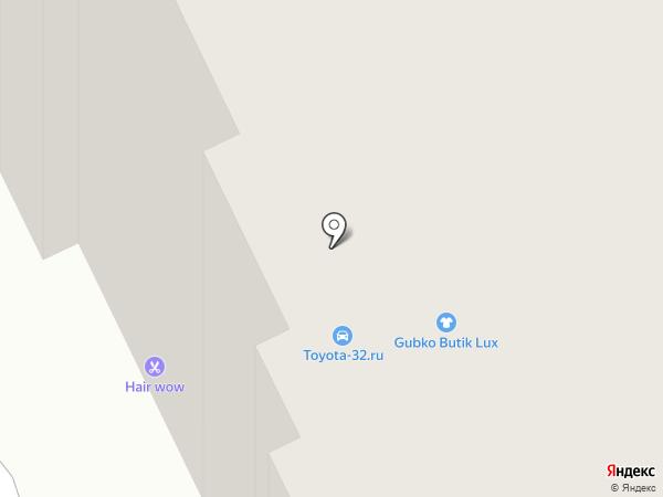 Визард на карте