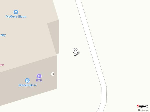 ШиК на карте