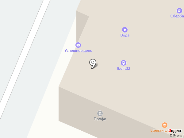 База - Р на карте