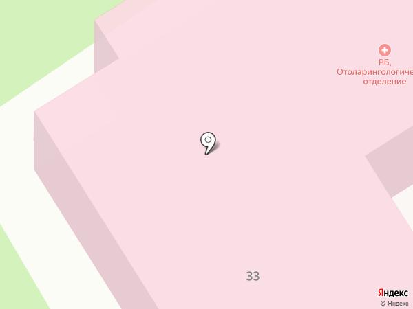 Территориальный центр медицины катастроф Республики Карелия на карте