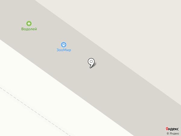 Ленобщепит на карте