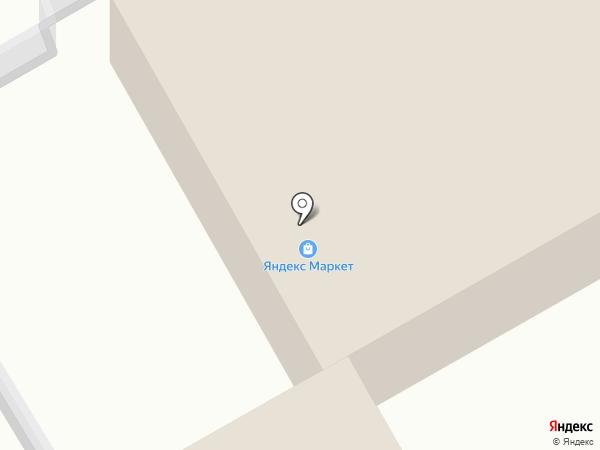 Аварком Центр на карте