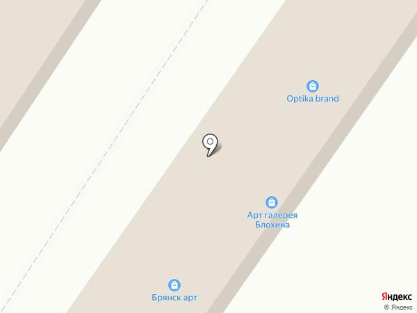 РИТМ на карте