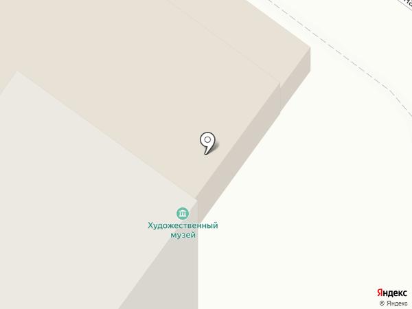 Милитарист на карте