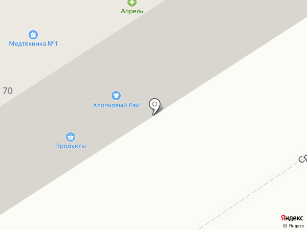 Корзиночка на карте