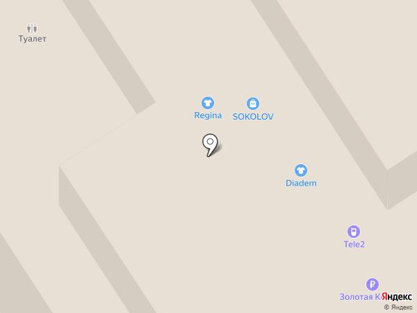 Diadem на карте