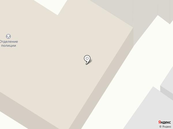 МОДИУС-С на карте