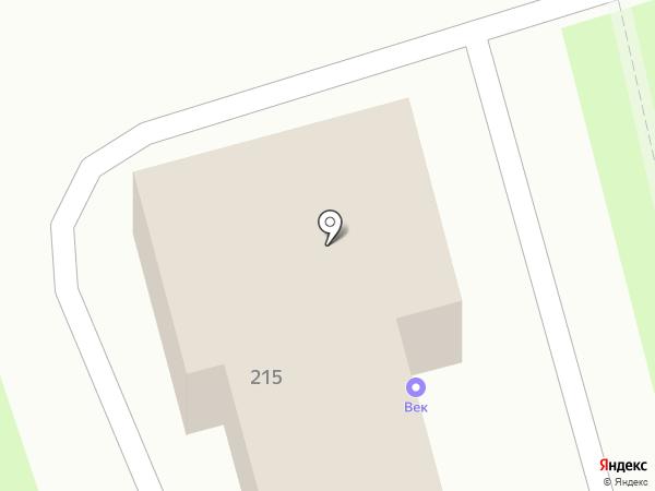 ДаВинчи на карте