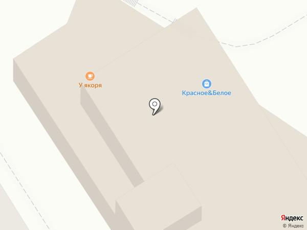 Карьяла-Похъёла на карте