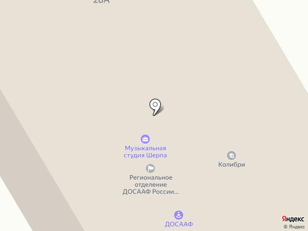 Славна на карте