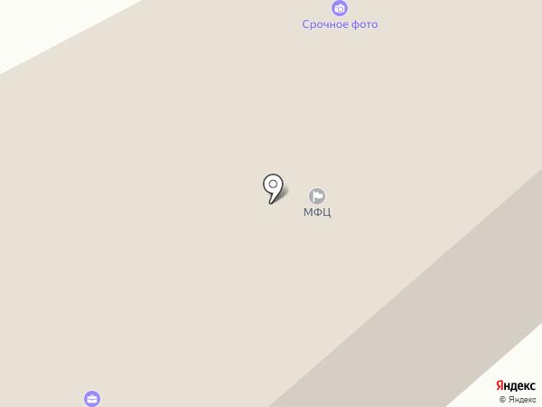 Отряд противопожарной службы по Прионежскому району на карте