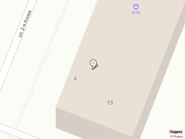 МеталлПром на карте