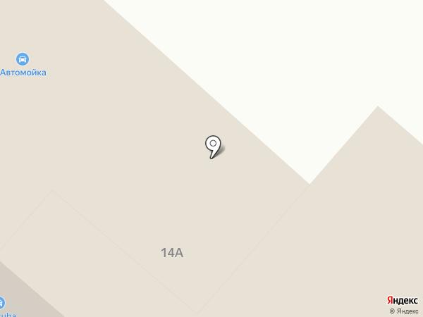 ПТЗ на карте