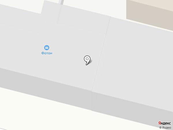 Фургонспецавто на карте