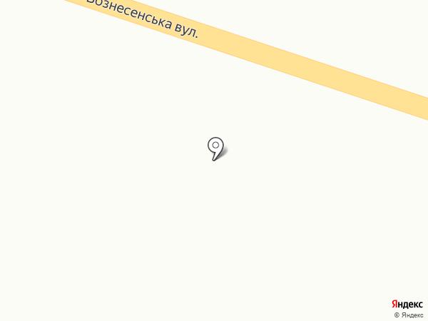 Кантри-сад на карте
