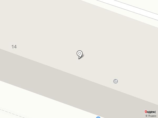 Авто Арена на карте