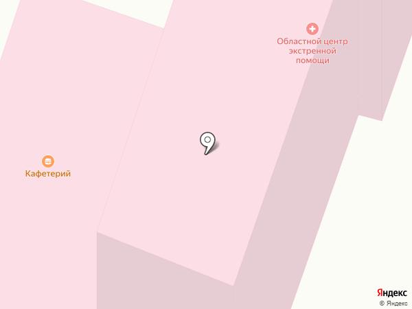 ДСШМД на карте