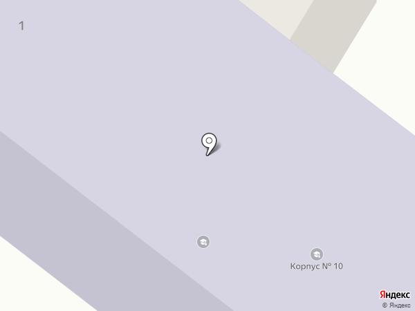 ДНУ на карте