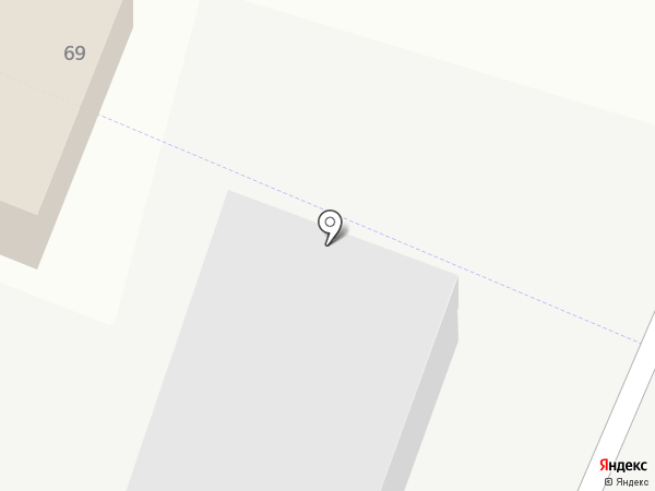 Алан на карте