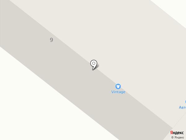 Автосоюз на карте