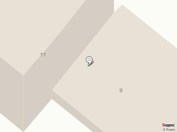 Державна пожежно-рятувальна частина №1 Жовтневого району на карте