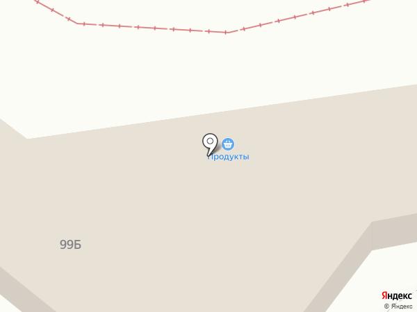 Astra на карте