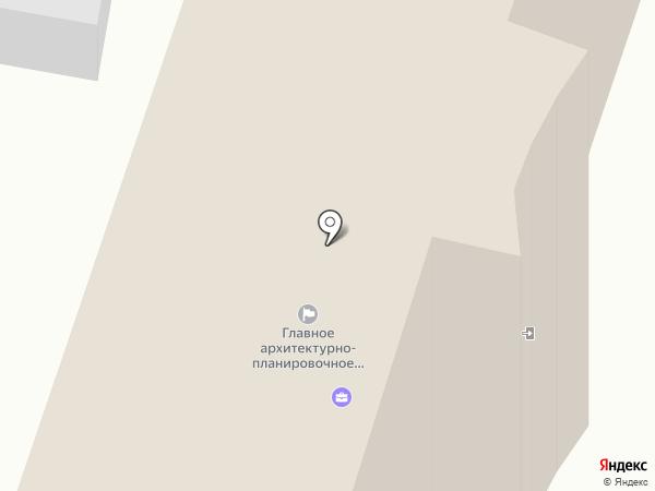 Геослужба на карте