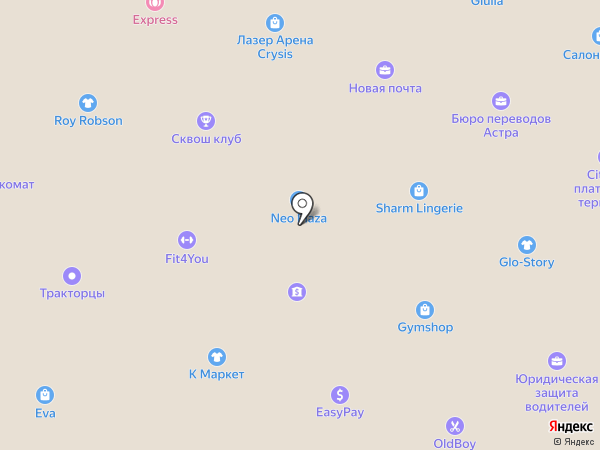 AssorTea на карте