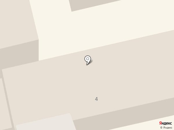 Пастораль на карте