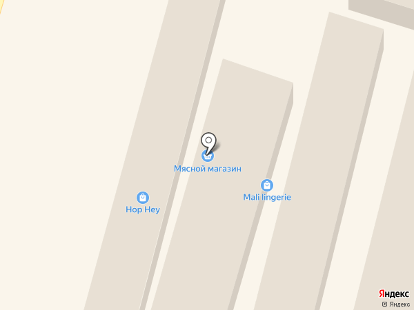 Мясо страуса на карте