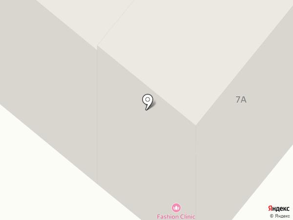 ШАИ на карте