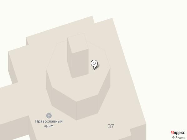 Свято-Иоанно-Богословский Храм на карте