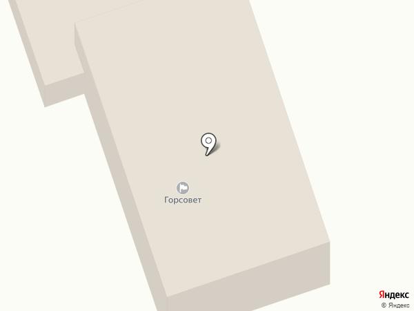 Підгородненська міська рада на карте