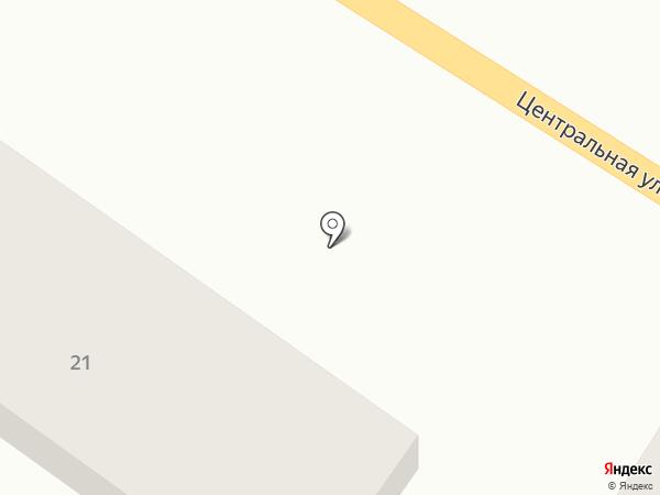 RUAN на карте