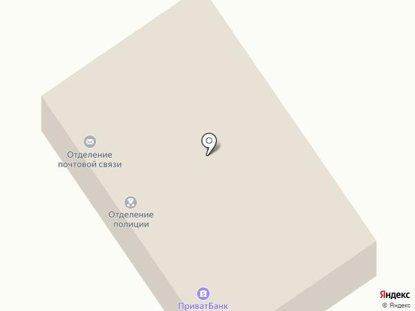 Олександрівська сільска рада на карте
