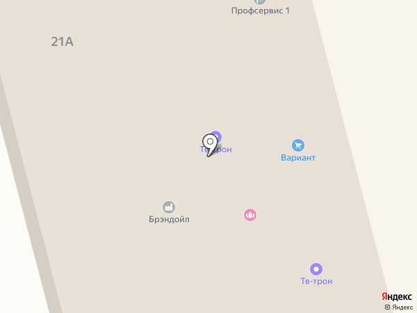 Отличник на карте